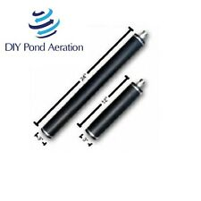 "AIR MEMBRANE DIFFUSER TUBE RODS FOR KOI POND AERATORS by matala 12"" FREE S&H"