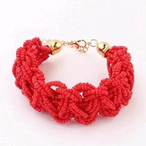Kanika Handmade Beaded Bracelet Women Bangles Ladies Jewellery