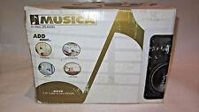 NEW MUSICA M512W 5.25 inch 2-Way In-Wall Loudspeaker (Pair)