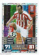 2014 / 2015 EPL Match Attax Man of the Match (389) Charlie ADAM Stoke