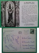 Santuario di Oropa - La Preghiera alla Madonna D'Oropa 1966