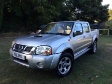 nissan navara private plate included