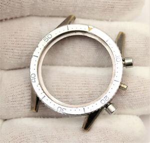 Cauny Submarine Landeron 248 Chronograph Divers Watch case Ø37mm
