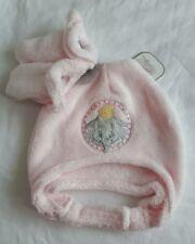Disney Store Dumbo baby girl fleece hat mittens set 0-6 months