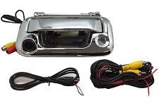 Ford CHROME Tailgate Backup Camera Handle Fits F150 F250 F350 2005-2014