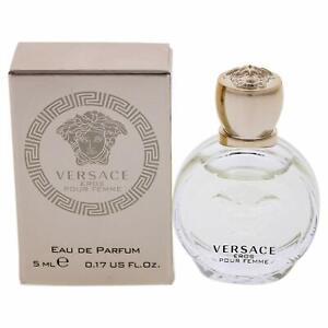 Versace Eros Pour Femme Women's Edp Splash, 0.17 Ounce (Mini)