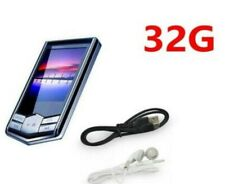 32GB MP3 4TH Generation Music Media Player with Video Photo LCD Screen Black USB