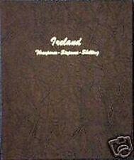 DANSCO Ireland Threepence-Sixpence-Shilling Album #7372