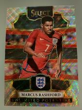 Panini Select 2017/18 Unlimited Potential Insert Card Marcus Rashford England