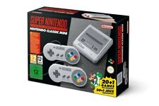Super Nintendo Classic Mini SNES Retro Games Console Sold Out Brand New UK