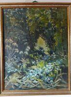 Original Oil Painting - Impressionist Landscape - Forest