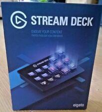 ELGATO Stream Deck 15 customiz LCD Tasti Windows Live controller di creazione del contenuto