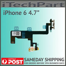 Power Button On Off Switch Flex Cable Replacement For iPhone 6 4.7""