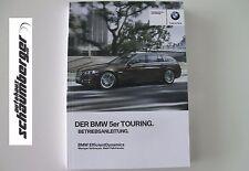 BMW Betriebsanleitung Deutschland 5er Touring F11 LCI  MJ 2014 NEU  01402924124