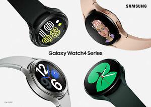 Samsung Galaxy Watch 4 SM-R870 Bluetooth Version 44mm Aluminum Case NEW