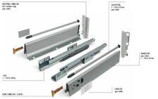 Soft Close Kitchen Cabinet Unit Drawer Runners System L - 300 mm Modern Box