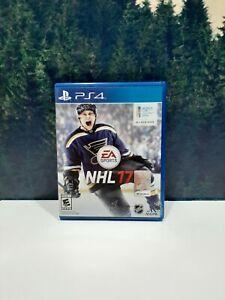EA Sports NHL 17 National Hockey League PlayStation 4 PS4 Game