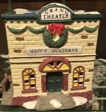 Collectible Little Cottages with lights