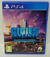 Cities Skylines Parklife Edition (PlayStation 4, 2019) PS4 Pegi Import Uk Game