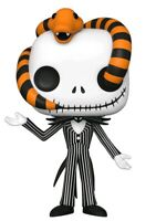 Funko--The Nightmare Before Christmas - Jack Snake Head US Exclusive Pop! Vin...