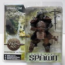 Dark Ages Spawn Series 22 - The Viking Age - Berserker the Troll Action Figure