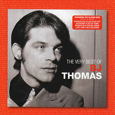 B.J. THOMAS - THE VERY BEST OF CD ~ HOOKED ON A FEELING ~ GREATEST HITS BJ *NEW*