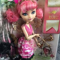 Ever After High Doll~C.A Cupid~1st Chapter~Gold Wing /& Black Belt