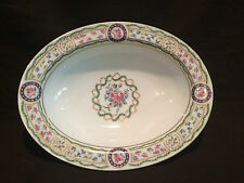 OPEN VEGETABLE BOWL DISH - HAVILAND LIMOGES CHINA IN THE LOUVECIENNES PATTERN