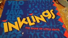 Inklings, The Game of Little Hints. Very well made. Game in great shape.