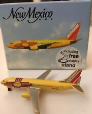 SCHABAK 1/600 BOEING B737 SOUTHWEST AIRLINES NEW MEXICO livery