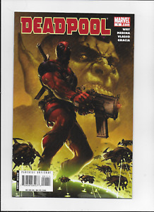 Deadpool #1 & #2 Clayton Crain Daniel Way Marvel Comics 2008