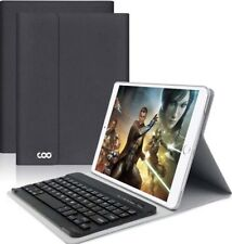 Keyboard Wireless Bluetooth Folio Case For iPad 10.5 Pro Multiangle Stand(Gray)