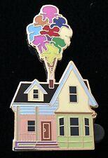 UP CARL HOUSE WITH BALLOONS ICE CREAM PTD NON DISNEY PIXAR FANTASY PIN LE 100