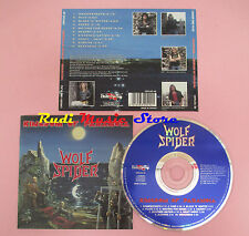 CD KINGDOM OF PARANOIA Wolf spider 1990 france UNDER ON FLAG CDFLAG 49 lp mc dvd