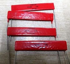4 x Holsworthy electronics HB03R 500M ohm high voltage resistors