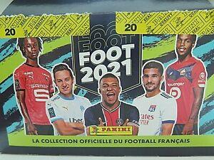 PANINI FOOTBALL LOT DE 10 IMAGES FOOT 2021 A CHOISIR DANS LA LISTE