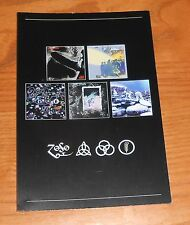 Led Zeppelin Iv and Houses of the Holy 2014 Promo Postcard 6x4
