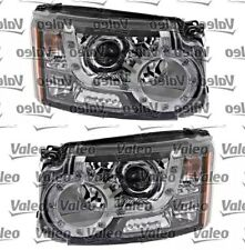 Bi-Xenon Led Headlight Front Lamp Set Fits Land Rover Discovery Suv Td 2009-