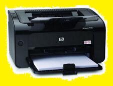 HP P1102w Printer -- REFURBISHED ! -- w/ Toner / Drum !!!