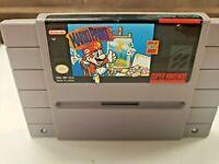 Mario Paint SNES Super Nintendo Game