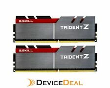 G.Skill Trident Z 32GB (2x 16GB) DDR4 3200MHz Desktop Memory  F4-3200C15D-32GTZ