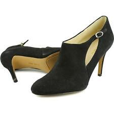 Nine West Gemeza Women US 8.5 Black Bootie UK 7 3320