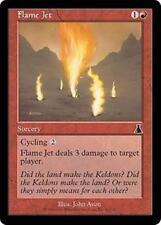 FLAME JET Urza's Destiny MTG Red Sorcery Com
