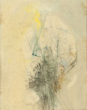 Reginald Weston: Abstract / British French S/Watercolor Modernism