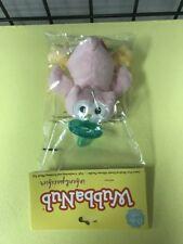 WubbaNub Infant Baby Soothie Pacifier Pink Owl Brand New Authentic Wubbanub