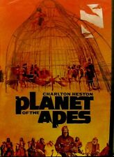 Planet of the Apes (Dvd, 1968, Original Movie) Charlton Heston - Brand New