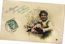 CPA De ROANNE-Je vous envoie Ces Fleurs (263406)