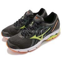Mizuno Wave Inspire 14 Dark Grey White Men Running Athletic Shoes J1GC1844-40