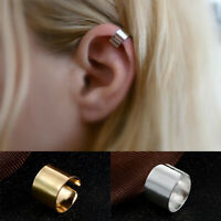 Men Women Ear Wrap Earring Cuff Earrings Clip On Punk Gothic Fashion Jewelry