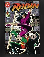 Robin  #4 of 5 DC Comics 1991 NM- 1st Mini-Series